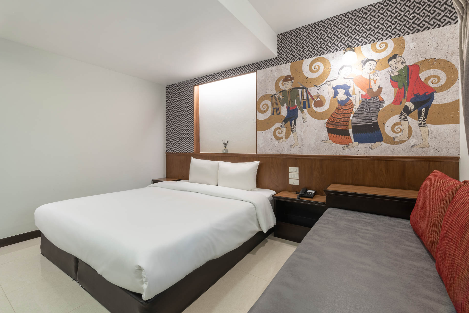 Accommodation - Cozytel Chiang Mai